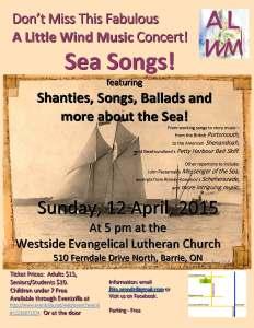 150412 Sea Songs poster V2